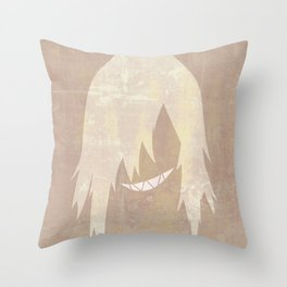 Minimalist Viral Throw Pillow