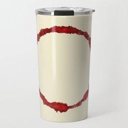 ink circle Travel Mug