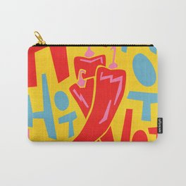 Hot Chilli Carry-All Pouch