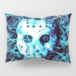 jason  mask Pillow Sham