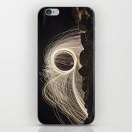 Firespinner #2 iPhone Skin