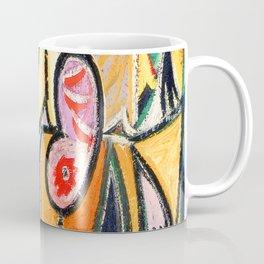 Arshile Gorky Enigmatic Combat Coffee Mug