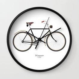 Vintage Dürkopp Bike Wall Clock