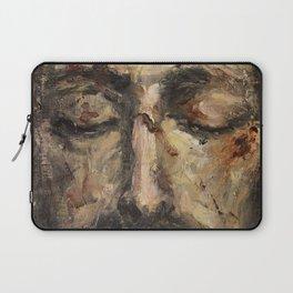 Holy Face Laptop Sleeve