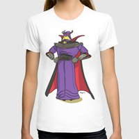 toy story T-shirts featuring Toy Story | Emperor Zurg by Brave Tiger Designs