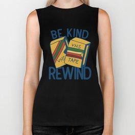 Be Kind Rewind Biker Tank
