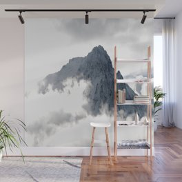 Above it all Wall Mural