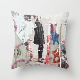 Berlin Posters-Sensible Heels Throw Pillow