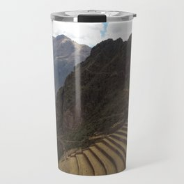 Tiers at Pisac Travel Mug