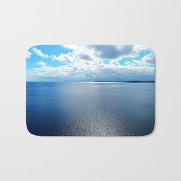 PEI Coastline, seen from the top of the lighthouse in Souris Bath Mat