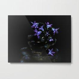 Bluebells Metal Print