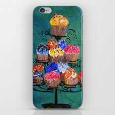 Sweet Cakes iPhone & iPod Skin