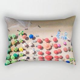 Sunday Somewhere Rectangular Pillow