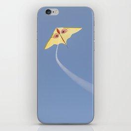 Kite in the Sky iPhone Skin