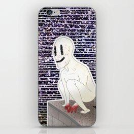 Super Creep iPhone Skin