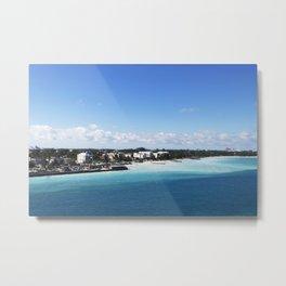 Bahamas Cruise Series 91 Metal Print
