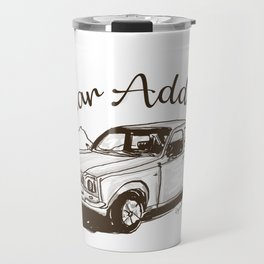 car lover Travel Mug
