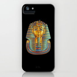 King Tut iPhone Case