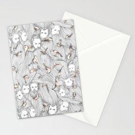 The Birds & The Beards Stationery Cards