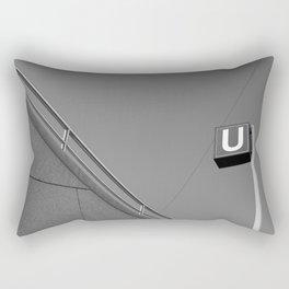 U. Rectangular Pillow