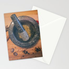 Grind. Stationery Cards