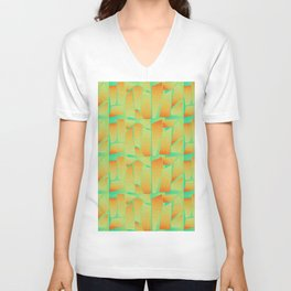 Retropolitan Three Unisex V-Neck