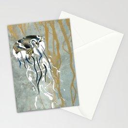 Jellyfish Voyage Stationery Cards