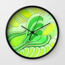 RAMSES 5 Wall Clock