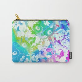 Forest Rave Carry-All Pouch