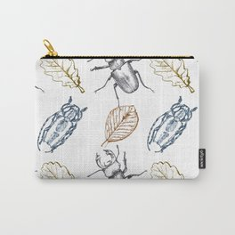 Bugs and leaves Carry-All Pouch