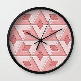 Geometrix XXII Wall Clock