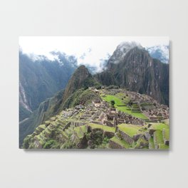 Incan Inspiration Metal Print