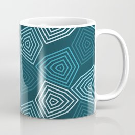 Op Art 64 Coffee Mug