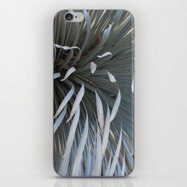 Growing grays iPhone Skin