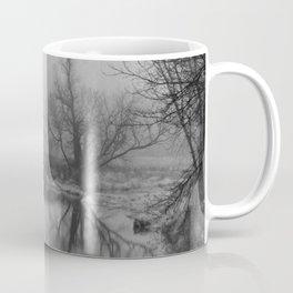 Fog in Rural Dubuque, Iowa Coffee Mug