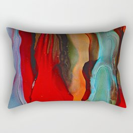 Desert Sentinels Rectangular Pillow