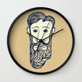 Why the Long Face Wall Clock