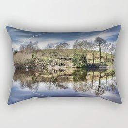 Healey Dell Pool Rectangular Pillow