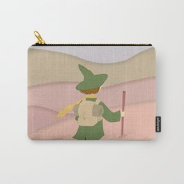 Snufkin (Moomin) Carry-All Pouch