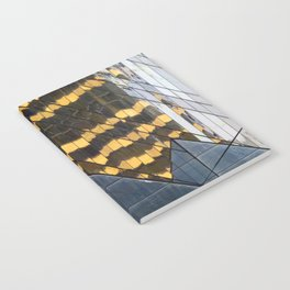 Manhattan Windows - Leopard Notebook