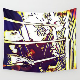 On Guard Wall Tapestry