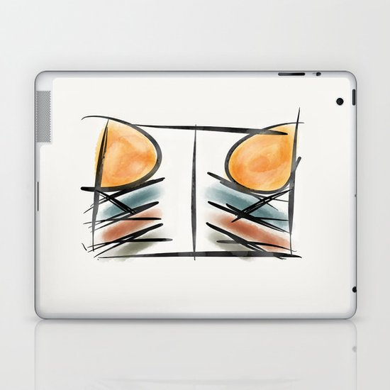 Peter. Laptop & iPad Skin