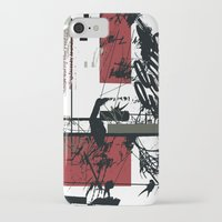 jazz iPhone & iPod Cases featuring jazz by onoff mode