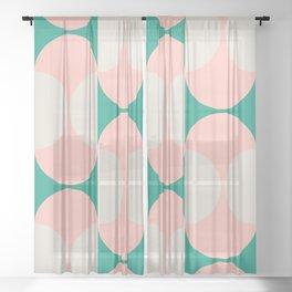 Capsule Cactus Sheer Curtain