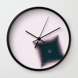 A Square In Your Soul Wall Clock
