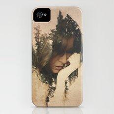 Lost In Thought iPhone (4, 4s) Slim Case
