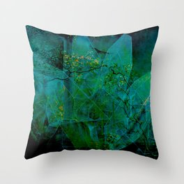 Trapps Throw Pillow