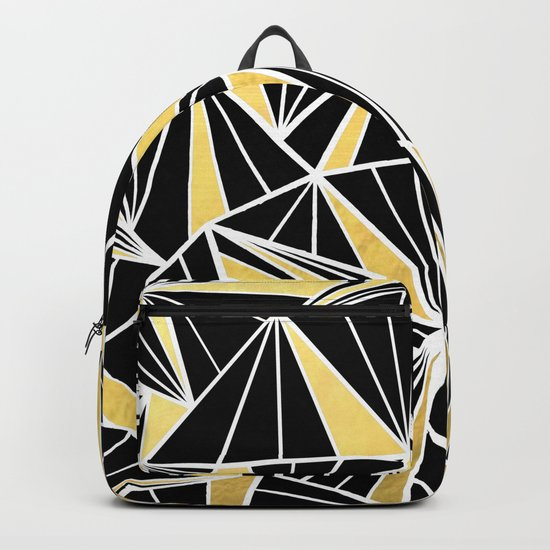 Ab Fan Zoom Gold Backpack