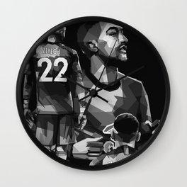 Ziyech Football Legend Wall Clock