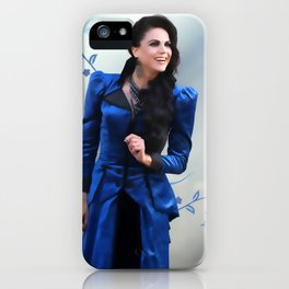 THE EVIL QUEEN (6x03) iPhone Case